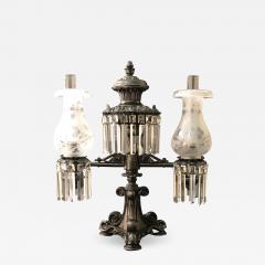 A Regency Two Light Argand - 1514424