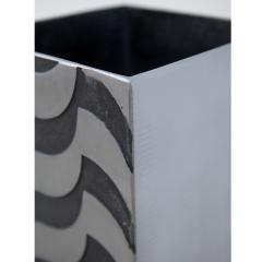 A Sculptural Modernist Tall Vase by Artist Lorenzo Burchiellaro - 1224701
