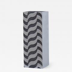 A Sculptural Modernist Tall Vase by Artist Lorenzo Burchiellaro - 1225530