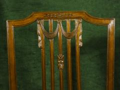 A Set of Eight George III Dining Chairs - 1311433