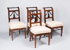 A Set of Four Biedermeier Chairs - 457311