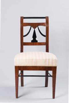 A Set of Four Biedermeier Chairs - 457312