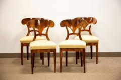 A Set of Four Biedermeier Side Chairs - 1351836