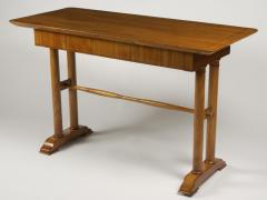 A Single Drawer Biedermeier Sofa Table - 457382