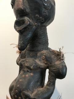 A Songye Power Figure From Congo - 865275