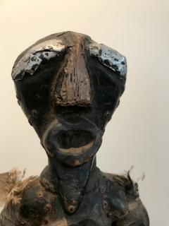 A Songye Power Figure From Congo - 865277