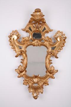 A Spanish Colonial Rococo Mirror Nueva Granada ca 1780 - 54616