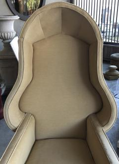 A Stylish 1960s Porters Chair - 1431794