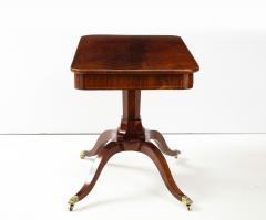 A Swedish Empire Mahogany Sofa Table Circa 1820s - 2135299