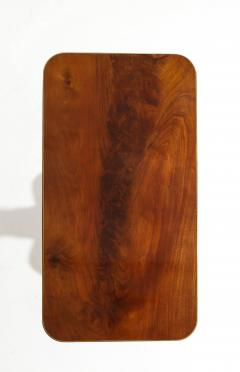 A Swedish Empire Mahogany Sofa Table Circa 1820s - 2135300