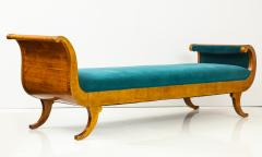 A Swedish Karl Johan Birchwood Daybed Circa 1840s - 866516