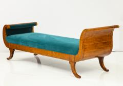 A Swedish Karl Johan Birchwood Daybed Circa 1840s - 866520