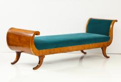 A Swedish Karl Johan Birchwood Daybed Circa 1840s - 866521