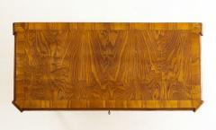 A Swedish Late Gustavian Elm Elm Root Commode Circa 1820s - 1281276