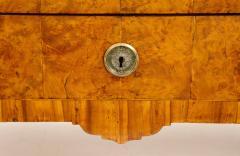 A Swedish Late Gustavian Elm Elm Root Commode Circa 1820s - 1281279