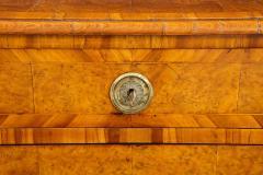 A Swedish Late Gustavian Elm Elm Root Commode Circa 1820s - 1281283