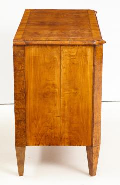 A Swedish Late Gustavian Elm Elm Root Commode Circa 1820s - 1281285