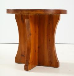 A Swedish Modernist Solid Pine Side Table Circa 1930 40 - 1690276