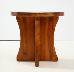 A Swedish Modernist Solid Pine Side Table Circa 1930 40 - 1690277