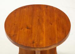 A Swedish Modernist Solid Pine Side Table Circa 1930 40 - 1690279