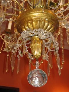 A Very Rare Pair of Chandeliers with 16 Lights - 270051
