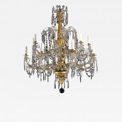 A Very Rare Pair of Chandeliers with 16 Lights - 270969