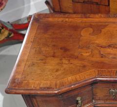 A Walnut Inlaid Commode Late 17th Early 18th Century Parma Italy - 297576
