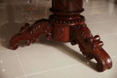 A William IV Mahogany Center Dining Table - 83367
