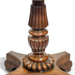 A William IV mahogany teapoy - 2134478