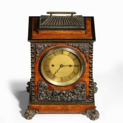 A William IV rosewood and bronze bracket clock by Frodsham 185 Baker - 2038470