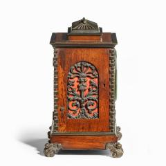 A William IV rosewood and bronze bracket clock by Frodsham 185 Baker - 2038472