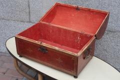A carriage trunk France XVIIIth century - 862824