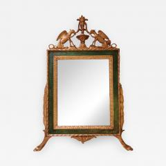 A carved and gold wall mirror Italy XIXth century - 758169
