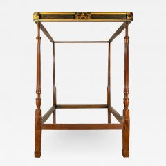 A fine George III Chinoiserie four poster bed firmly attributed to Gillows - 1188259