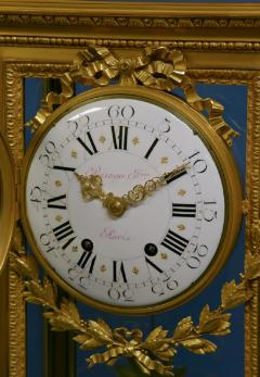 A large and impressive Victorian mantle clock by the eminent firm Raingo Fr res - 1276364