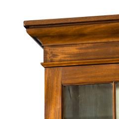 A late Regency mahogany breakfront bookcase - 1195751