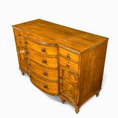 A late Regency mahogany side cabinet - 1952049