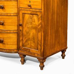 A late Regency mahogany side cabinet - 1952050