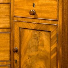 A late Regency mahogany side cabinet - 1952051