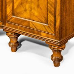 A late Regency mahogany side cabinet - 1952052