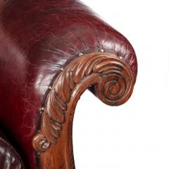A late Regency rosewood chaise longue - 751930