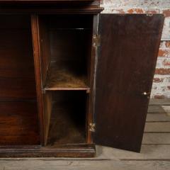 A nineteenth century English mahogany kneehole desk - 2128823