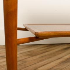 A pair of Mid Century Modern side tables designed by T H Robsjohn Gibbings  - 2055364