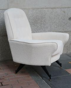 A pair of italian armchairs Italy 60 - 755688