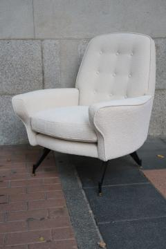 A pair of italian armchairs Italy 60 - 755690