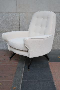 A pair of italian armchairs Italy 60 - 755691