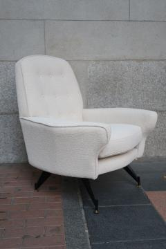 A pair of italian armchairs Italy 60 - 755692