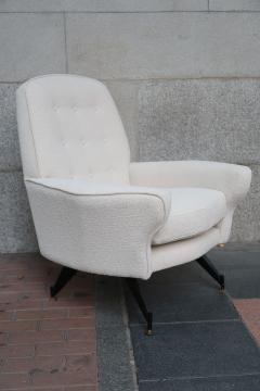 A pair of italian armchairs Italy 60 - 755693