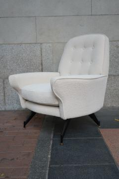 A pair of italian armchairs Italy 60 - 755694