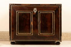 A palissander and ivory cabinet Italy17th century - 1838522